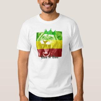 León de Zion Camisas