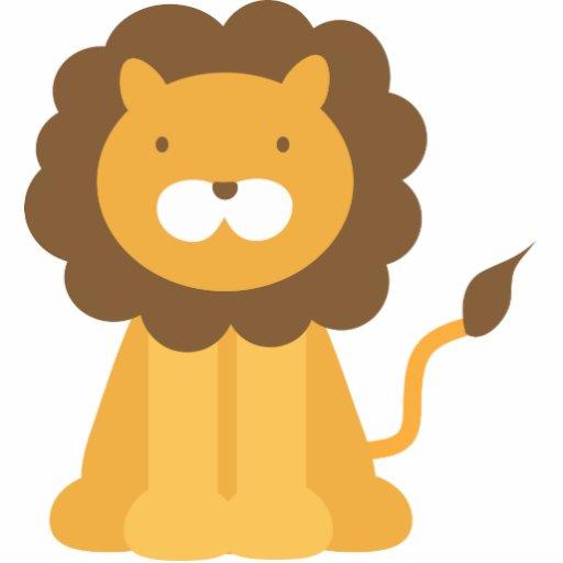 Dibujo de leon animado - Imagui