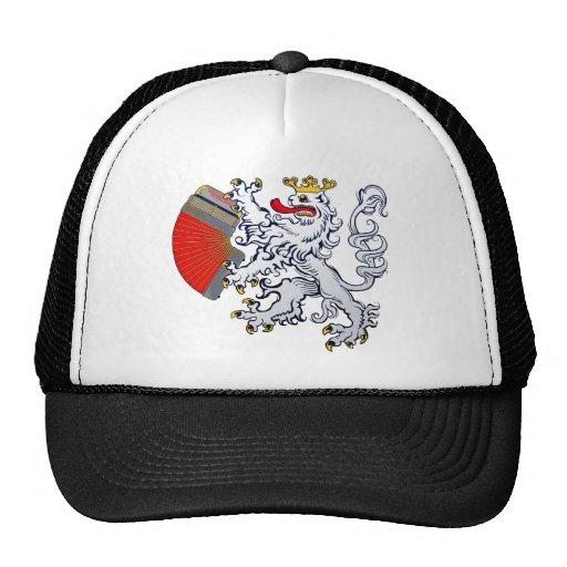 León del gorra de Bohemia