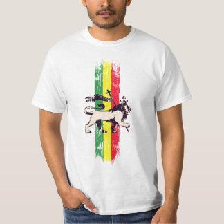León del reggae camiseta