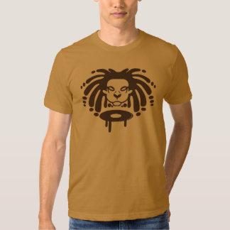 león del reggae camisetas