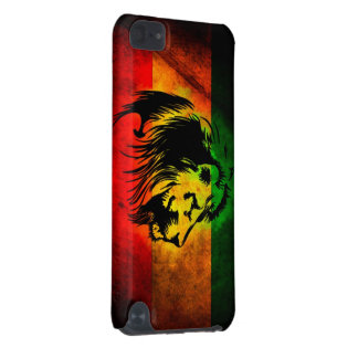 León del reggae de Cori Reith Rasta Funda Para iPod Touch 5G