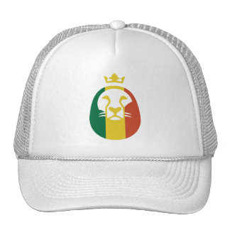 León del reggae de Cori Reith Rasta Gorra