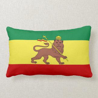 León del reggae de Rasta de Judah Almohadas