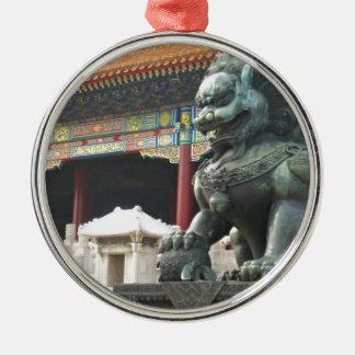 León del templo ornamentos de reyes magos