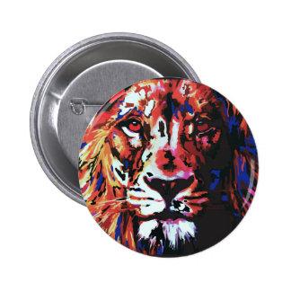 león del vector