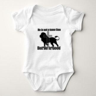 León doméstico body para bebé