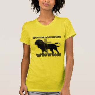 León doméstico camiseta