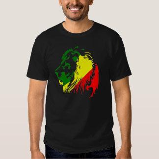 LEÓN ESTILO Jamaican Camisetas