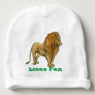 León Gorrito Para Bebe