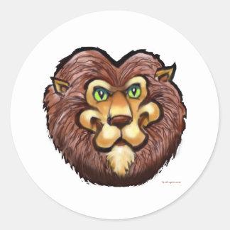 León Etiquetas