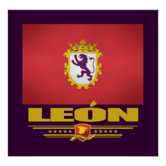 León Póster