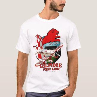 León rojo Wedell Williams 44 de Gilmore Camiseta