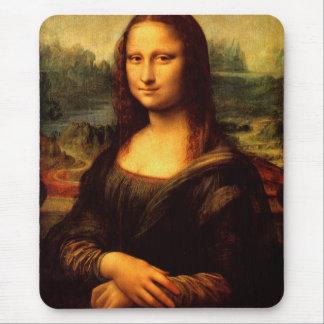 LEONARDO DA VINCI - Mona Lisa, La Gioconda 1503 Alfombrilla De Ratón