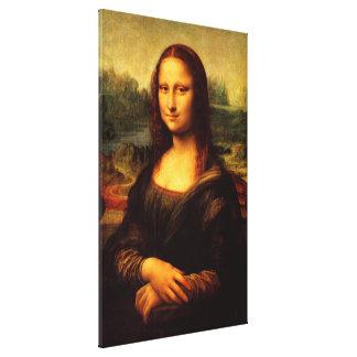 LEONARDO DA VINCI - Mona Lisa, La Gioconda 1503 Lienzo