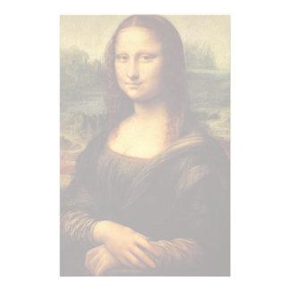 LEONARDO DA VINCI - Mona Lisa, La Gioconda 1503 Papelería