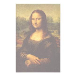 Leonardo da Vinci Mona Lisa Papeleria