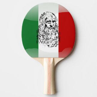 Leonardo da Vinci Pala De Ping Pong