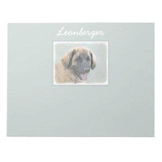 Leonberger Bloc De Notas