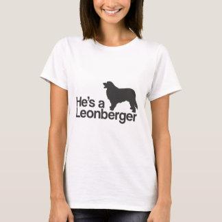 Leonberger Camiseta