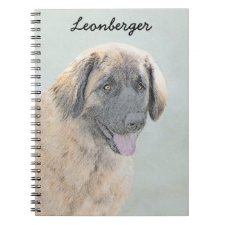Leonberger Cuaderno