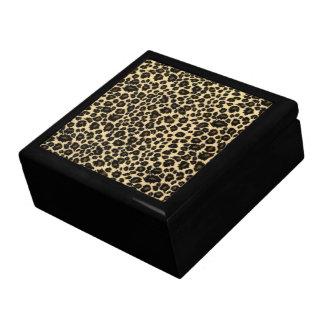 Leopardo Cajas De Recuerdo