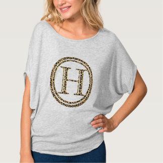 Leopardo H Camiseta