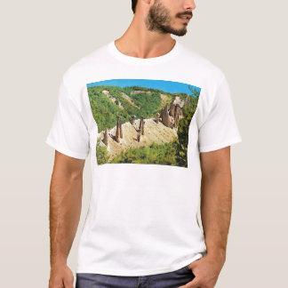 Les laca, erosión de Savines de agua Camiseta