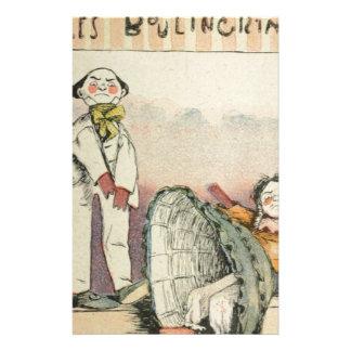 Les Marionnettes de la Vie 1890 - Le Boulingrin Papelería Personalizada
