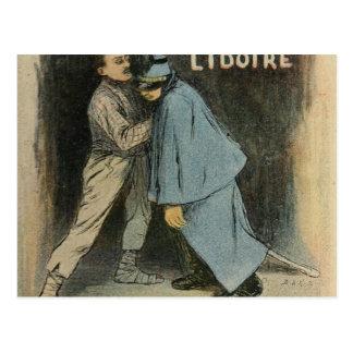 Les Marionnettes de la Vie 1890 - Lidoire Postal