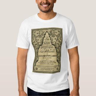 Les viste los populaires de la Turquie en 1873 Camisas