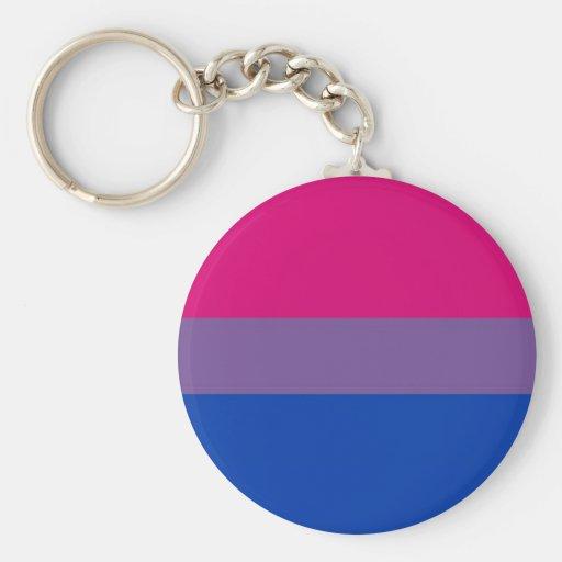lesbiana homosexual bisexual gay del símbolo de la llaveros