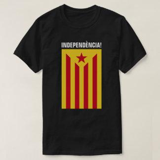 L'Estelada Vermella - bandera protagonizada rojo Camisetas