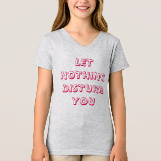 LetNothing  kids' clothing design #01 Camiseta