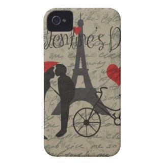 Letra de amor - París Funda Para iPhone 4