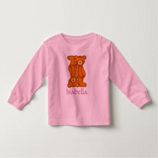 Letra I Initial~Custom Name~Shirt del alfabeto del Camisetas