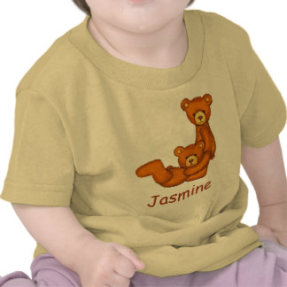 Letra J Initial~Custom Name~Shirt del alfabeto del Camisetas