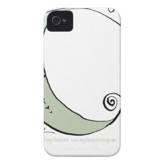 Letra mágica C del diseño tony de los fernandes Carcasa Para iPhone 4 De Case-Mate