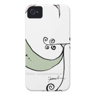 Letra mágica G del diseño tony de los fernandes Carcasa Para iPhone 4 De Case-Mate