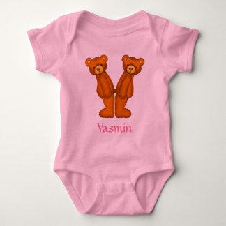 Letra Y Initial~Custom Name~Shirt del alfabeto del Camisas