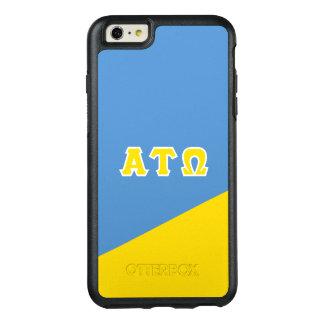 Letras del Griego del Tau Omega el | de la alfa Funda Otterbox Para iPhone 6/6s Plus