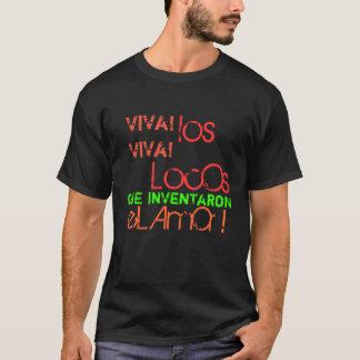 Letras del tango del loco de la O.N.U de Balada Camiseta