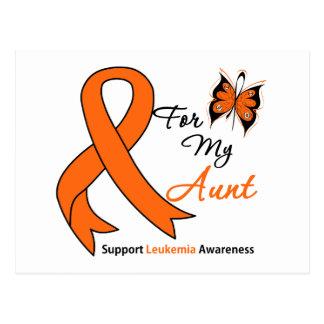 Leucemia - para mi cuñada postal