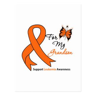Leucemia - para mi nieto postal