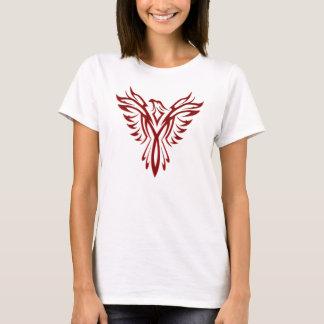 Levantamiento carmesí de Phoenix Camiseta