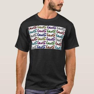 ¡Levi G. Tag en el modelo blanco en a todo color!! Camiseta