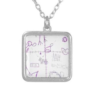 Lexographical Symbolmantic Grimoire por Collar Plateado
