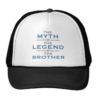 Leyenda Brother del mito Gorro