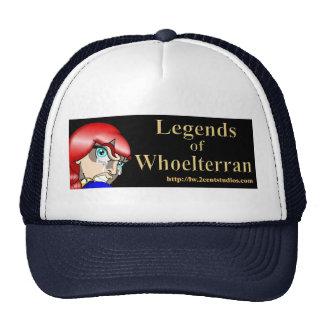 Leyendas del gorra de Whoelterran (Norry)