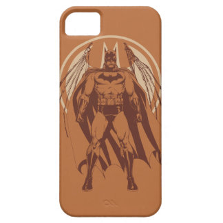 Leyendas urbanas de Batman - alas anaranjadas iPhone 5 Carcasas